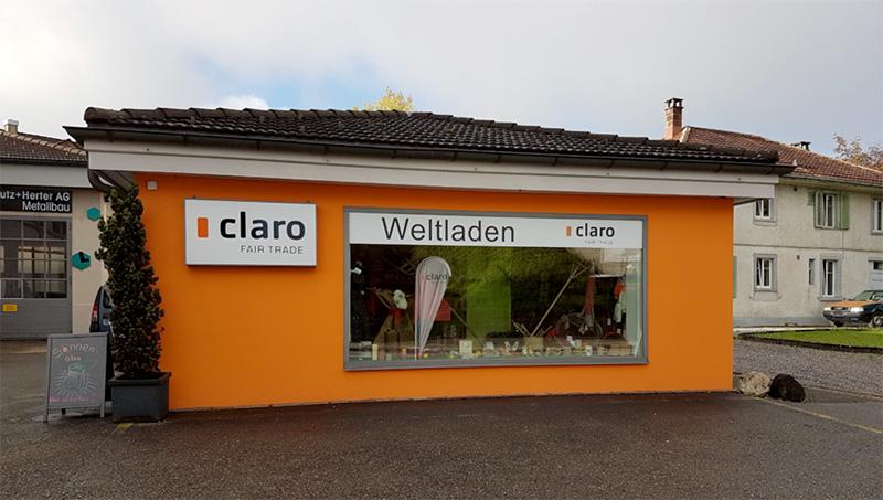 claro-Weltladen-Wetzikon-Front